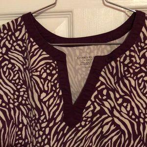 Charter Club Tops - Charter Club shirt. Nice design,